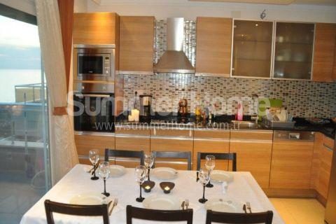 3-izbový apartmán s výhľadom na more na predaj v Alanyi - Fotky interiéru - 12
