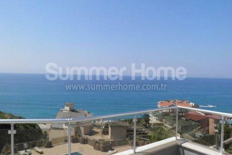 3-izbový apartmán s výhľadom na more na predaj v Alanyi - Fotky interiéru - 16