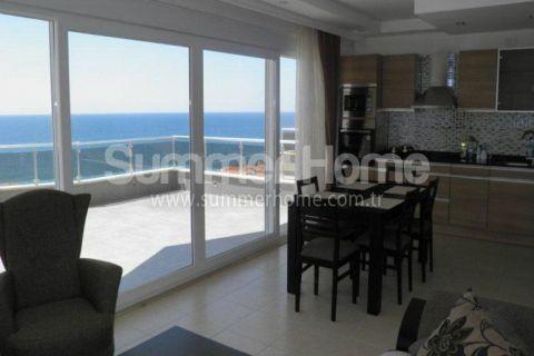 3-izbový apartmán s výhľadom na more na predaj v Alanyi - Fotky interiéru - 19
