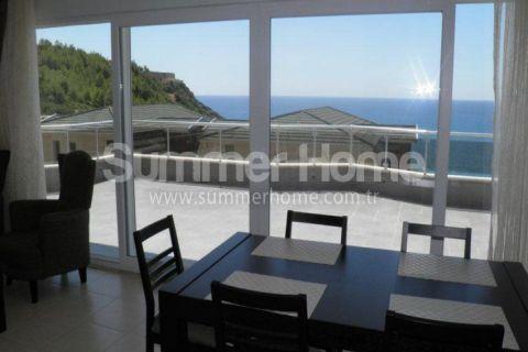 3-izbový apartmán s výhľadom na more na predaj v Alanyi - Fotky interiéru - 20
