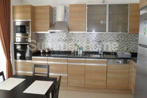 3-izbový apartmán s výhľadom na more na predaj v Alanyi - Fotky interiéru - 21
