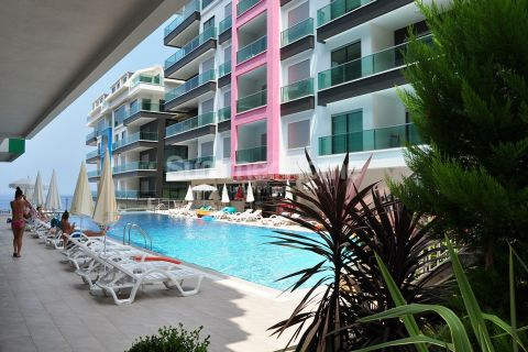 Luxuriöse Strand-Apartments in Alanya - 12