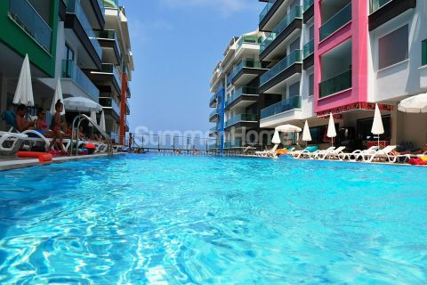 Luxuriöse Strand-Apartments in Alanya - 13