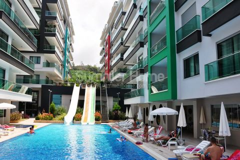 Luxuriöse Strand-Apartments in Alanya - 15