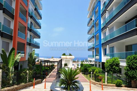 Luxuriöse Strand-Apartments in Alanya - 21