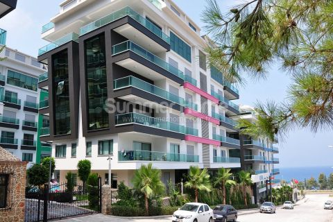 Luxuriöse Strand-Apartments in Alanya - 25