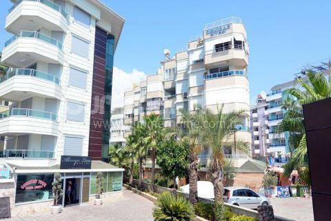 Spectacular Apartments Located in Beautiful Area Oba in Alanya