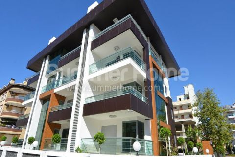 Modern and Spacious Apartments Close to Beach in Alanya