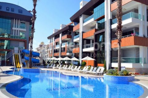 Modern Apartments in Good Location Close to Alanya City Center in Oba