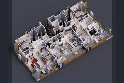 Oba Life Garden - Immobilienplaene - 61