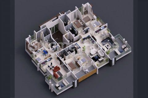 Oba Life Garden - Immobilienplaene - 70