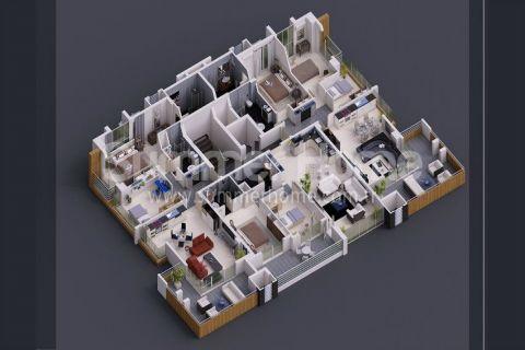 Oba Life Garden - Immobilienplaene - 72