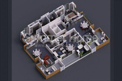 Oba Life Garden - Immobilienplaene - 76
