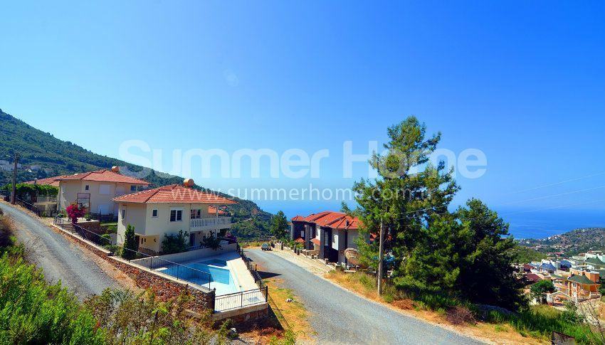 阿拉尼亚精致美景别墅,有壮观的海景和山景 general - 1