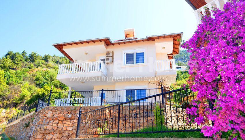 阿拉尼亚精致美景别墅,有壮观的海景和山景 general - 2