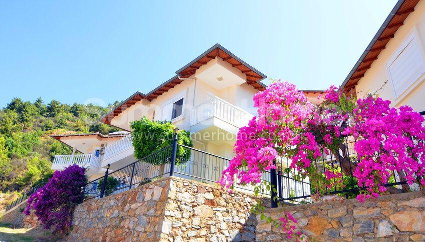 阿拉尼亚精致美景别墅,有壮观的海景和山景 general - 3