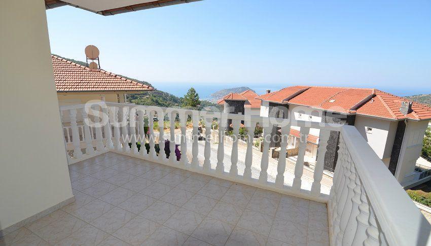 阿拉尼亚精致美景别墅,有壮观的海景和山景 interior - 16
