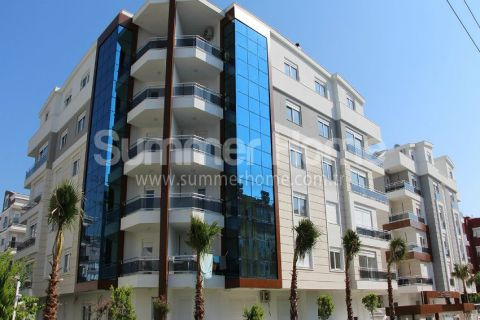 Modern Apartments at Reasonable Prices in Konyaalti, Antalya