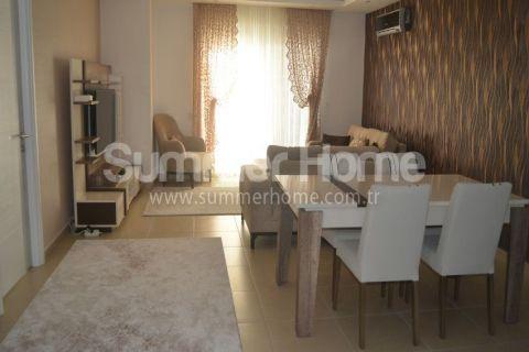 Príjemný 2-izbový apartmán na predaj v Alanyi - Fotky interiéru - 13