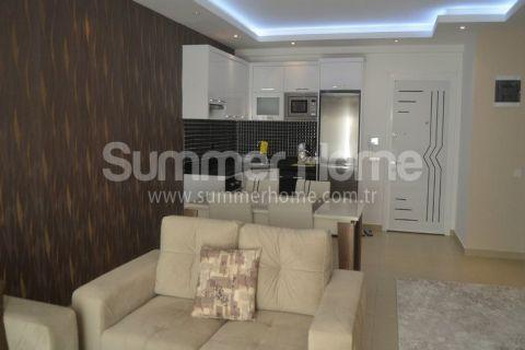 Príjemný 2-izbový apartmán na predaj v Alanyi - Fotky interiéru - 15