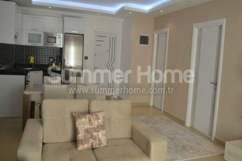 Príjemný 2-izbový apartmán na predaj v Alanyi - Fotky interiéru - 16
