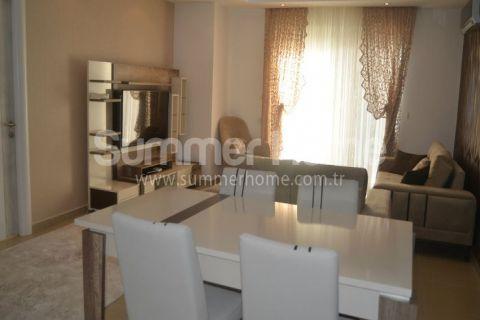 Príjemný 2-izbový apartmán na predaj v Alanyi - Fotky interiéru - 17