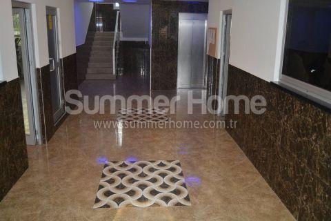 Príjemný 2-izbový apartmán na predaj v Alanyi - Fotky interiéru - 23