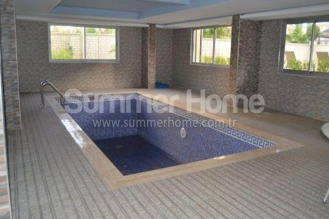 Príjemný 2-izbový apartmán na predaj v Alanyi - Fotky interiéru - 26