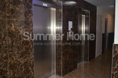 Príjemný 2-izbový apartmán na predaj v Alanyi - Fotky interiéru - 27