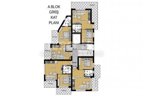 Via Life Residence in Antalya - Immobilienplaene - 12