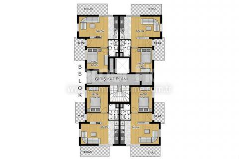 Via Life Residence in Antalya - Immobilienplaene - 16