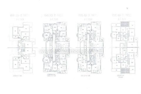 Manolya Residence I - Immobilienplaene - 6