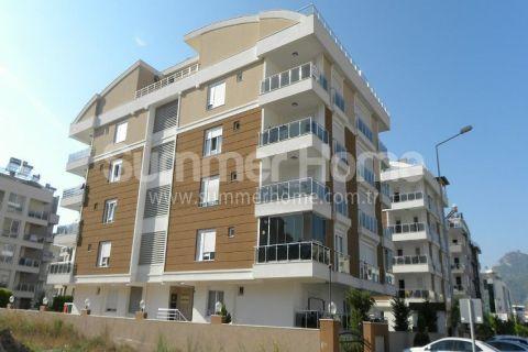 Modern 1 Bedroom Flats in Well-Planned Area in Antalya