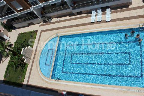Модные апартаменты на продажу в Анталии - Фотографии комнат - 17