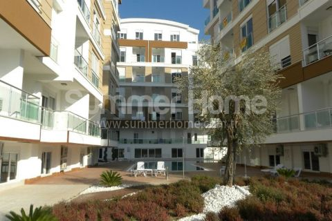 Property with Luxury Apartments Close to City Center in Antalya