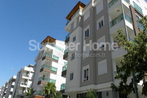 Heerlijke appartementen met prachtig uitzicht in een populaire wijk in Antalya