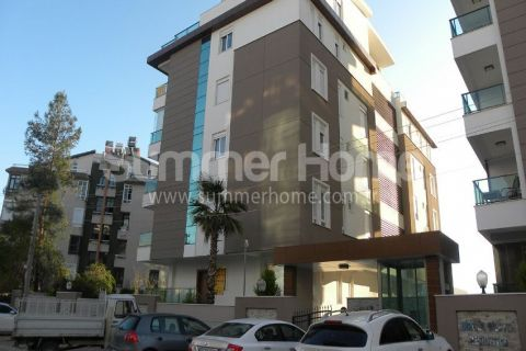 Sea View Flats Close to All Amenities in Antalya