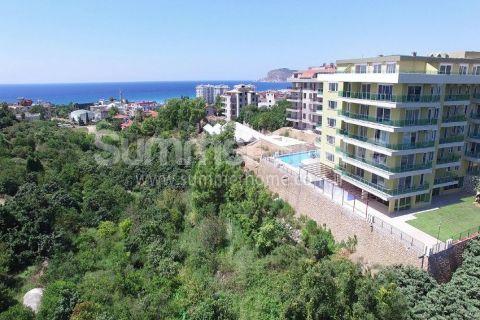 Элитные квартиры с великолепным видом на море