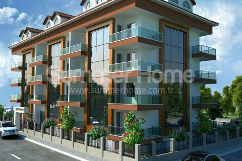 Interesting Apartments for Sale in Alanya