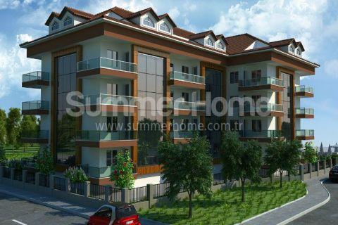 Interesting Apartments for Sale in Alanya - 1