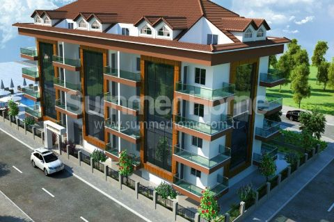 Interesting Apartments for Sale in Alanya - 2