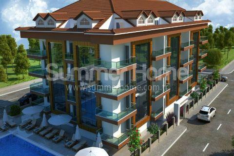 Zaujímavé apartmány na predaj v Alanyi - 3