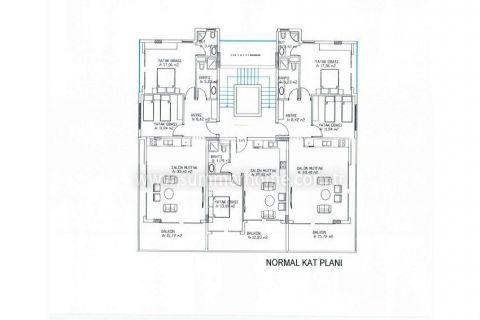 Toprak Panaroma Wohnungen  - Immobilienplaene - 39