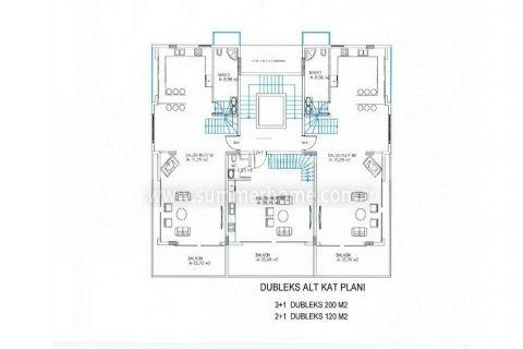Toprak Panaroma Wohnungen  - Immobilienplaene - 40