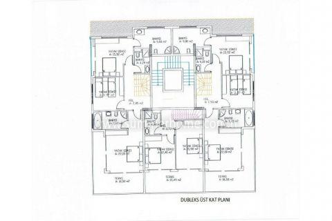 Toprak Panaroma Wohnungen  - Immobilienplaene - 41