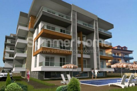 New Exclusive Apartments for Sale in Alanya - 2