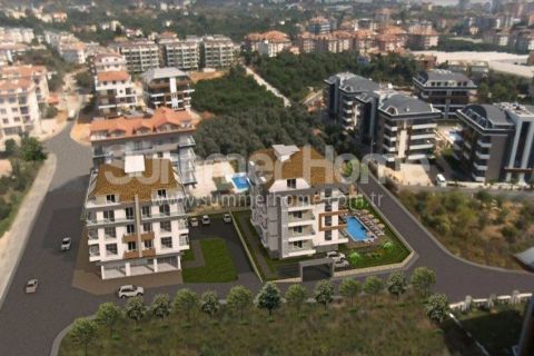 New Exclusive Apartments for Sale in Alanya - 3