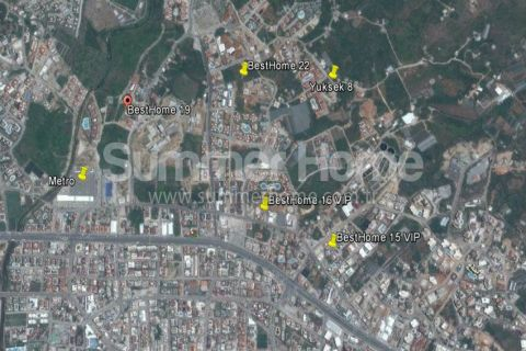 New Exclusive Apartments for Sale in Alanya - 4
