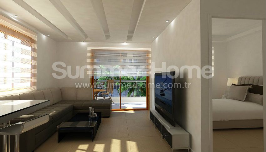 阿拉尼亚全新完美公寓,邻近市中心 interior - 12
