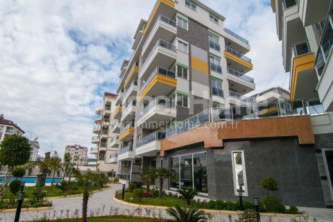 Daisy Residence 1-Bedroom Apartments in Alanya - 5
